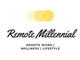 Remote Millennial logo